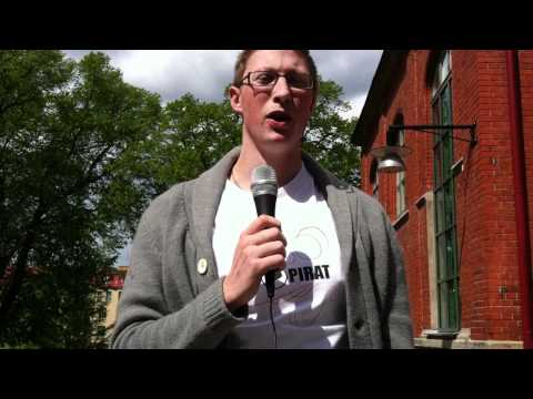 Swedish Pirate Party -