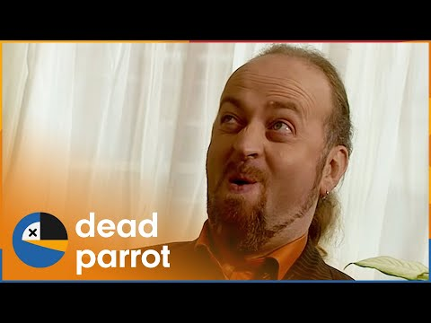Cooking The Books | Black Books Season 1 Episode 1 | Dead Parrot