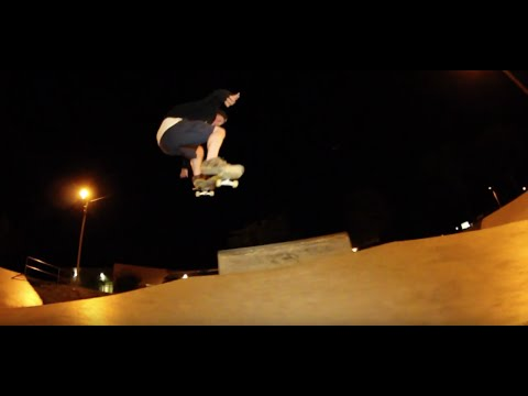 The Sioux Skatepark Montage