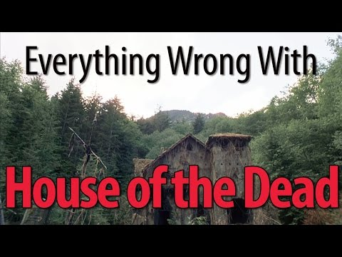 Everything Wrong With The House Of The Dead