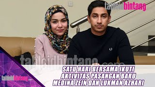 Video Mengintip Aktivitas Medina Zein Setelah Menikah dengan Lukman Azhari MP3, 3GP, MP4, WEBM, AVI, FLV Maret 2018