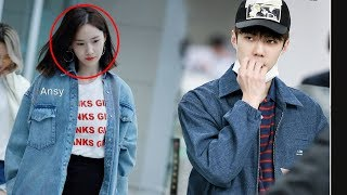 Video Yoonhun Best Cute Airport Together Ever , Yoona and Sehun So Cute and Lovely Ever @ airport  2018 MP3, 3GP, MP4, WEBM, AVI, FLV Agustus 2018