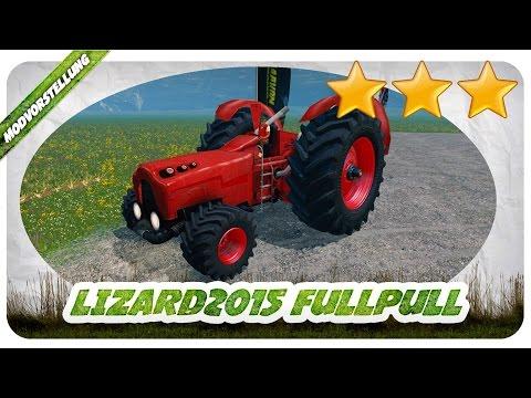 Lizard 2015 FullPull v1.1