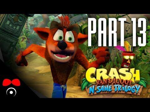 JSEM TAK ŠPATNÝ! | Crash Bandicoot N. Sane Trilogy #13