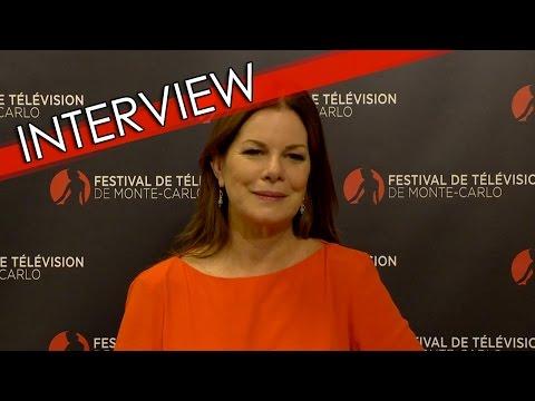 ITW Marcia Gay Harden (Code Black) | FTV16