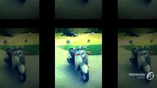 2. Yamaha Vino Classic 2010
