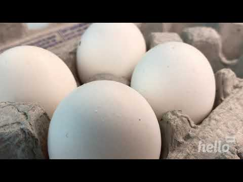 200-Million Eggs Because of Fears of Salmonella Poisoning