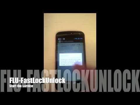 Video of FLU - Fast Lock Unlock Demo