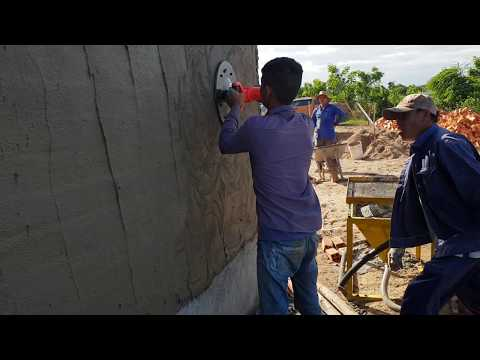 Máy xoa tường hoạt động hiệu quả 0915911533