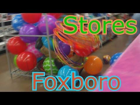 Random Adventures Episode 2: Stores and Foxboro yo
