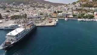 Patmos Greece  City pictures : PATMOS, GREECE SEPTEMBER 2014
