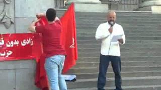 Condemn The Atrocities Of The Islamic Regime In Kurdestan/ Iran