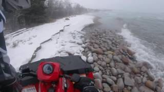 7. 2016 Polaris Sportsman 570 EPS Short Cruise in Terrace Bay Ontario