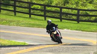 6. Two Wheelin': 2012 Honda CBR250R