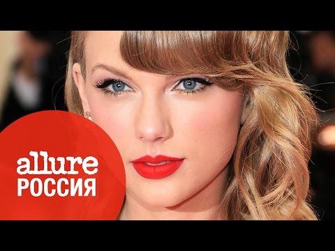 Тейлор Свифт: от милых кудряшек певицы кантри до роскошных локонов поп-звезды (видео)