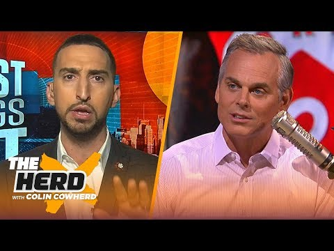 Nick Wright makes 2019 NBA free agency predictions | NBA | THE HERD