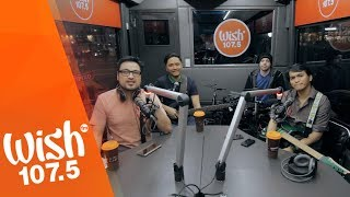 "Download Lagu Shamrock performs ""Nandito Lang Ako"" LIVE on Wish 107.5 Bus Mp3"