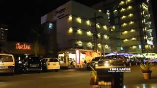Time Lapse: Iloilo Smallville Complex (Night Scene)