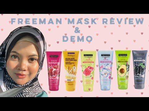 Freeman Mask Review + Demo
