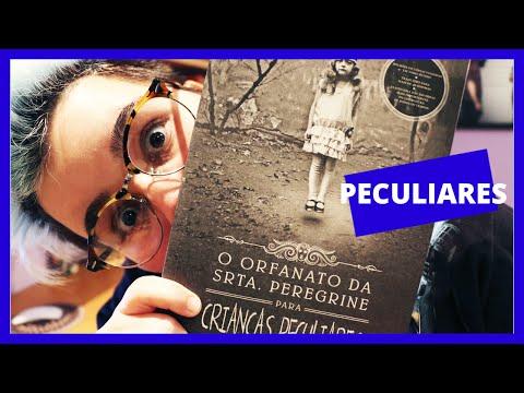 O ORFANATO DA SRTA. PEREGRINE PARA CRIANÇAS PECULIARES | CALÚ SPALLICCI