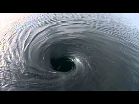 Deepest Hole in The Ocean! (Whirlpool)  Saltstraumen