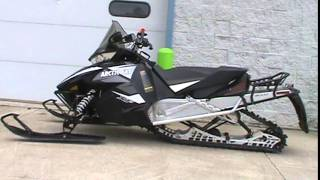 4. 2014 Arctic Cat XF 8000 CrossTour