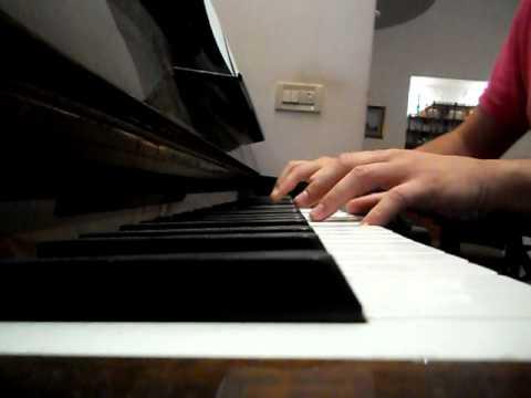 Adele – Someone Like You (piano cover)