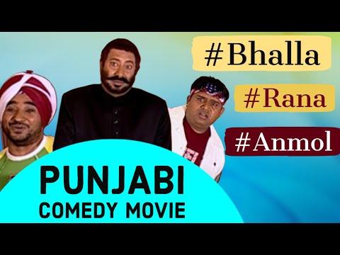 Lockdown 2020 #StayHome #StayChill with Jaswinder Bhalla , Karamjit Anmol & Rana  - Comedy Movie