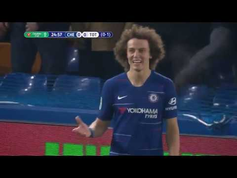 Chelsea Vs Tottenham 2-1 (4-2) Full Highlights EFL Cup 09/01/2019