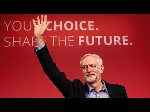 Βρετανία: O Τζέρεμι Κόρμπιν νέος ηγέτης των Εργατικών