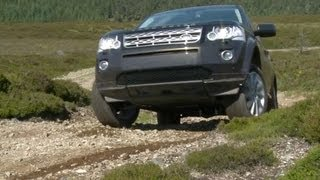 ► 2013 Land Rover Freelander 2 - TRAILER