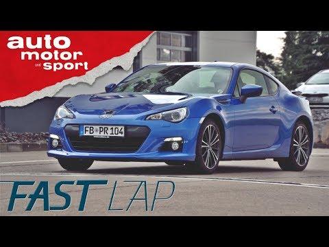 Subaru BRZ: Der Gameboy für große Jungs - Fast Lap  ...