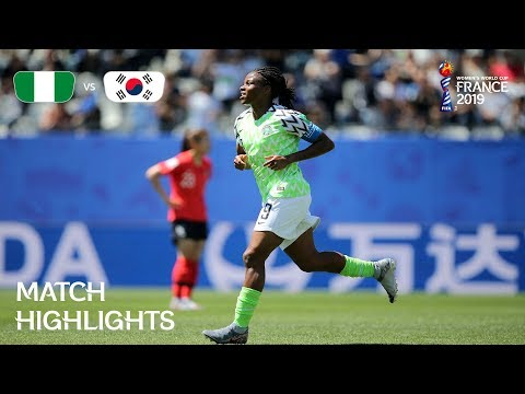 Nigeria V Korea Republic - FIFA Women's World Cup France 2019™