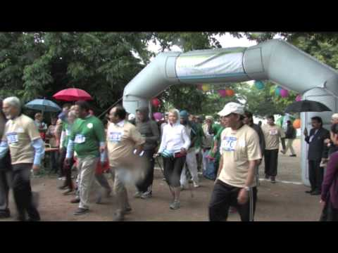 Charity Walk & Run 2013 in Hamburg - Majlis Ansarullah Ahmadiyya Deutschland