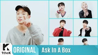 Ask In A Box Special(에스크 인 어 박스 스페셜): iKON(아이콘) _ GOODBYE ROAD(이별길)(제자리 댄스 Ver.)