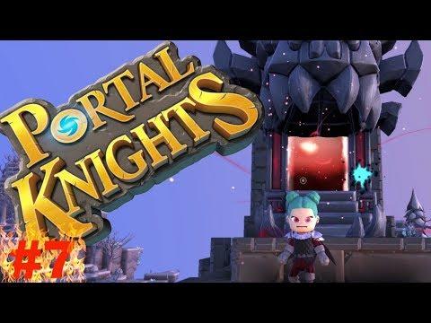 ⭐ Portal Knights season 2 Episode 7: Fixing the dragon portal - the second vacant island vendor.