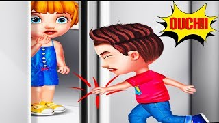Kids Learn Safety Knowledge Game - Lift Safety For Kids - Fun Educational Games For Kids & Toddlers