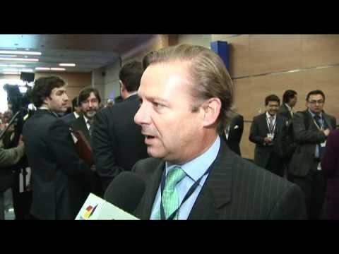 Inversionistas españoles pueden tener a Colombia como plataforma exportadora