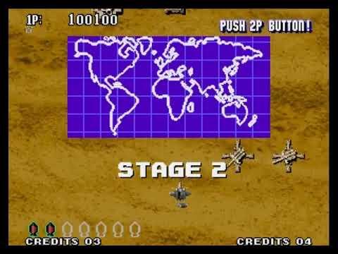 descargar aero fighter 3 para neo geo