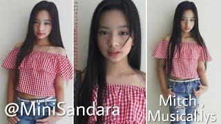 Mitch @MiniSandara Musical.ly✔Filipino Musical.lys