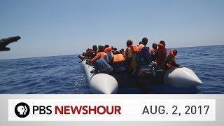 4. PBS NewsHour full episode August 2, 2017