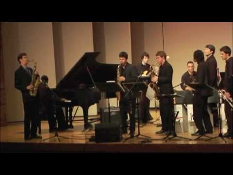 WMU Jazz Octet with Donny McCaslin Part 2