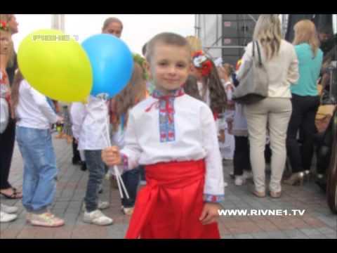 """Дитяча телестудія """"Рівне 1"""" [91-й випуск]"""