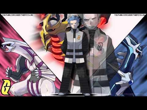 Pokemon Diamond, Pearl & Platinum - Team Galactic Boss Cyrus Battle Theme OST