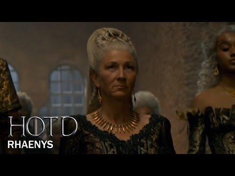 Game of Thrones Prequel: Rhaenys Targaryen Explained (HBO) | House of the Dragon