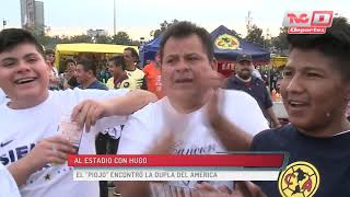 Al Estadio con Hugo - La afición del América prefiere, ¿Duos o tripletas?