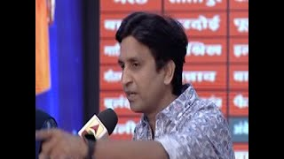 Kumar Vishwas explains what went wrong with Congress