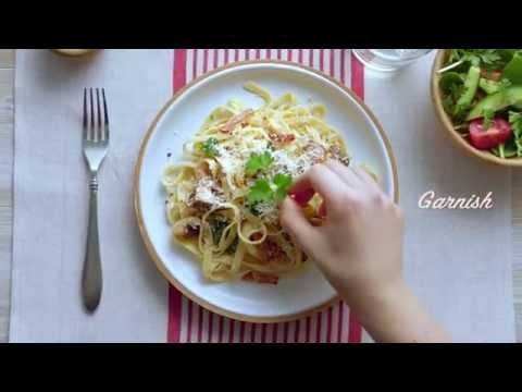 How To Make Creamy Carbonara With CARNATION Lite Cooking Cream