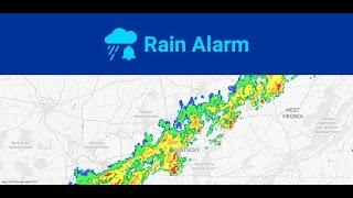 Rain Alarm YouTube 视频