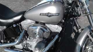 7. 095865 - 2006 Harley Davidson Softail Standard FXST - Used Motorcycle For Sale